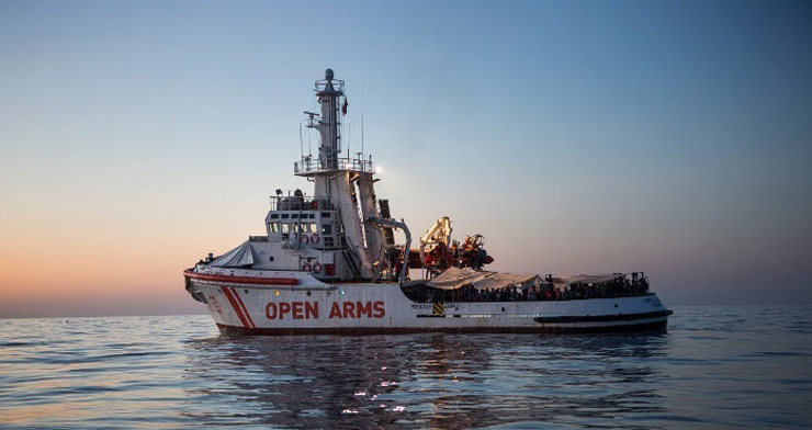 EN DEFENSA DE PROACTIVA OPEN ARMS